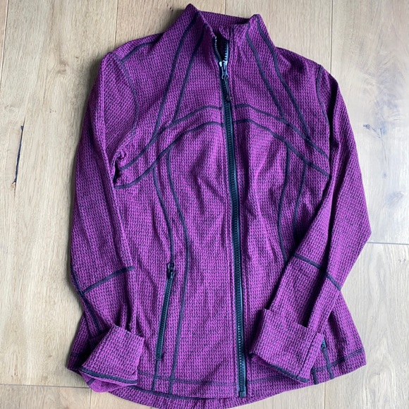 EUC Lululemon define jacket